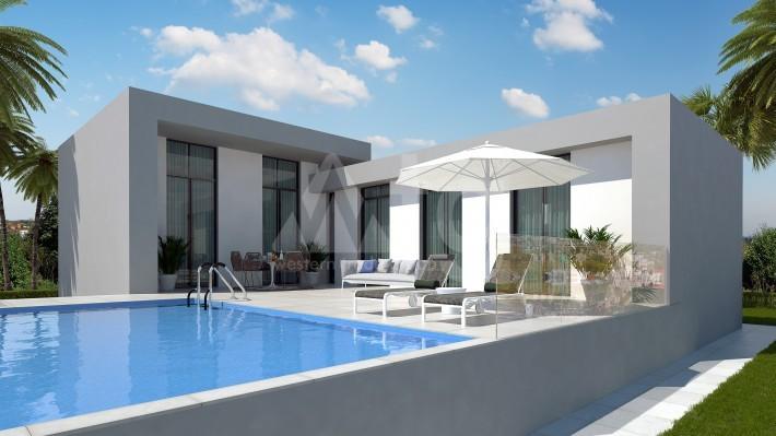 3 bedroom Villa in Vistabella - VG8387 - 1