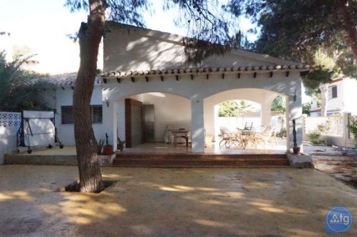 3 bedroom Villa in Pilar de la Horadada - GU8348 - 1