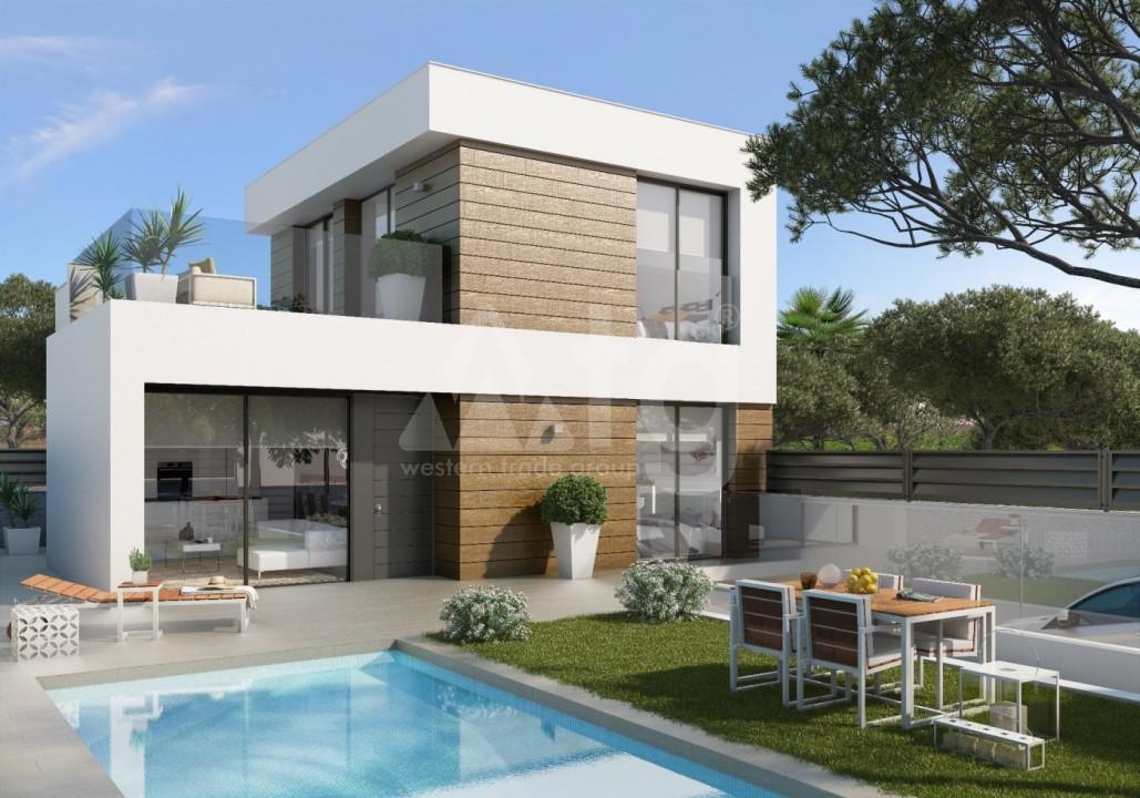 3 bedroom Villa in Santiago de la Ribera  - ENT113940 - 1