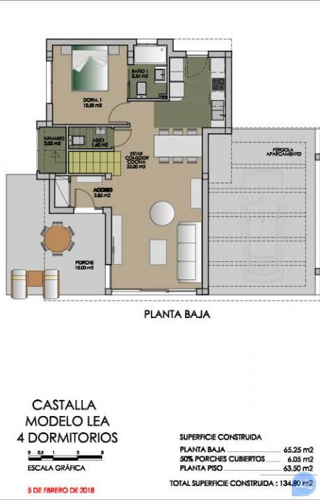 3 bedroom Villa in Castalla - AGI5774 - 47