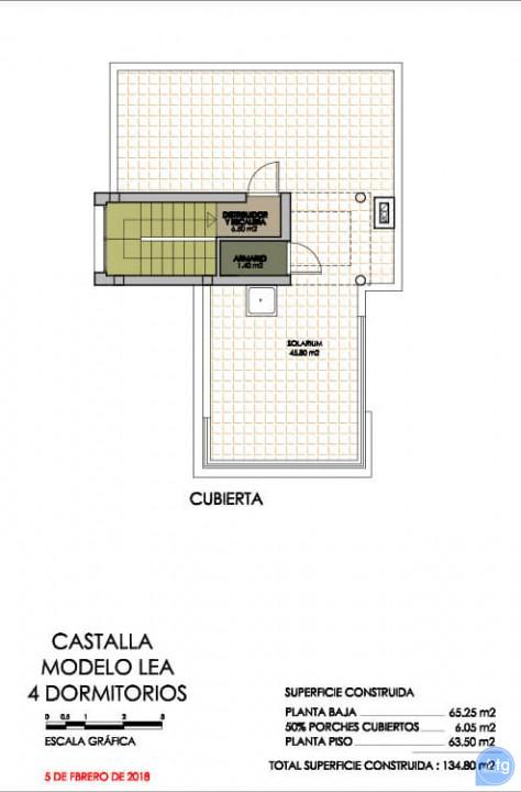 3 bedroom Villa in Castalla - AGI5774 - 49