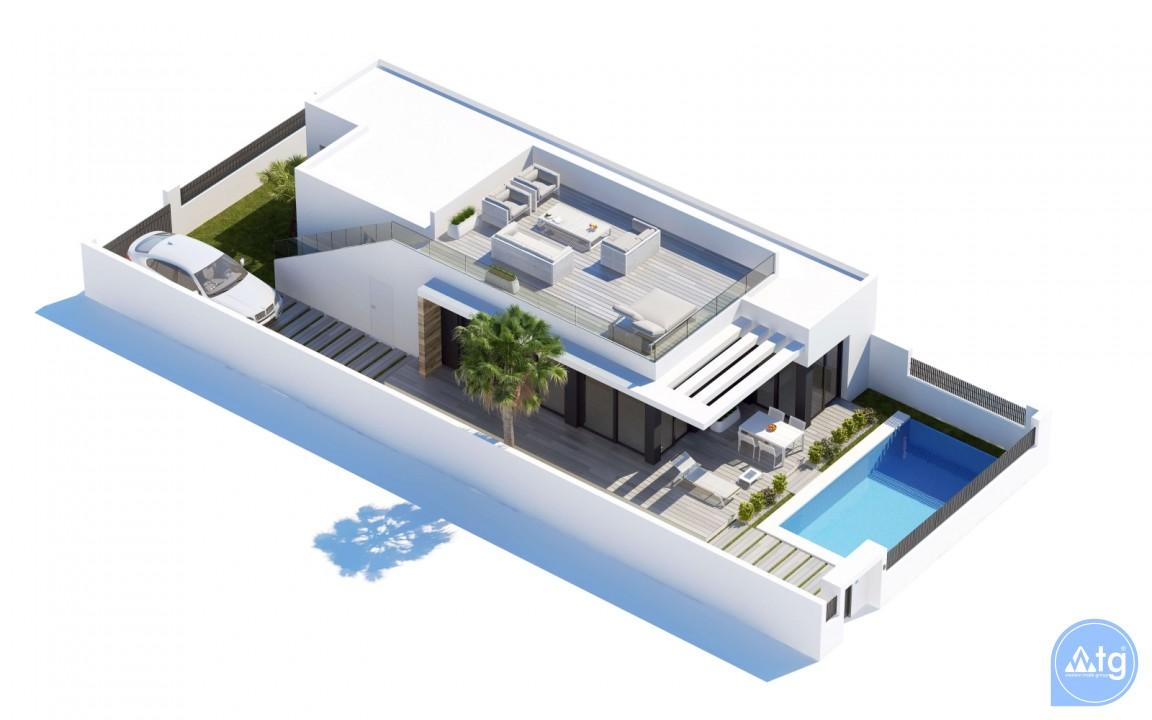 3 bedroom Villa in Vistabella - VG8018 - 21