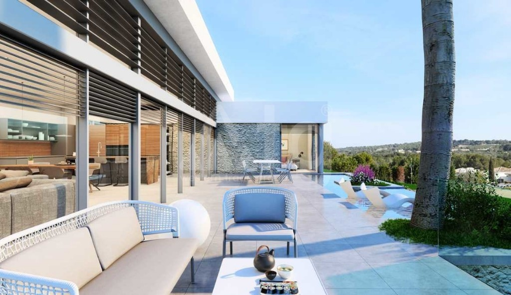3 bedroom Villa in Vistabella  - VG8018 - 8