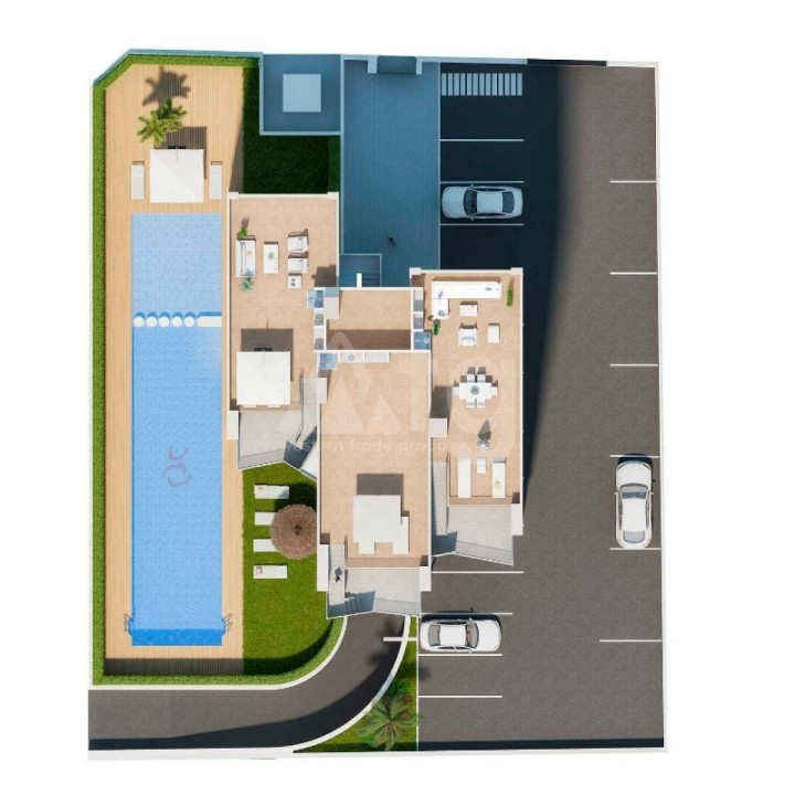 Bungalow de 2 chambres à Guardamar del Segura - CN115222 - 4