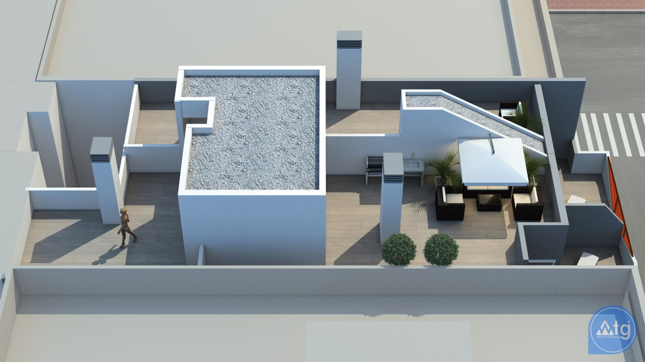 Bungalow de 2 chambres à Guardamar del Segura - CN114045 - 11