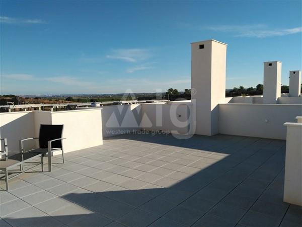 Bungalow de 2 chambres à Orihuela Costa - VG7987 - 46