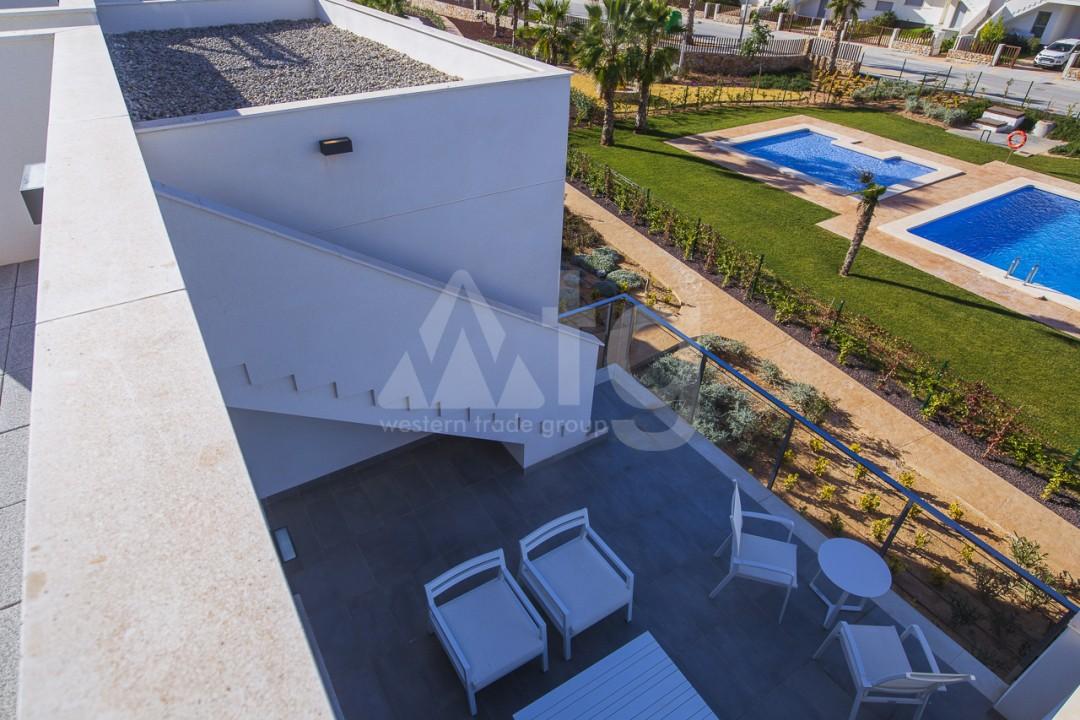 Bungalow de 2 chambres à Orihuela Costa - VG7987 - 47