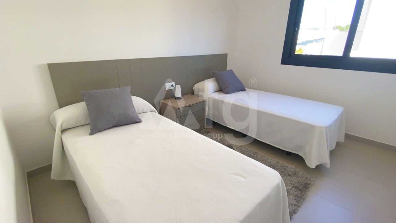 Bungalow de 3 chambres à Pilar de la Horadada - BM116385 - 38