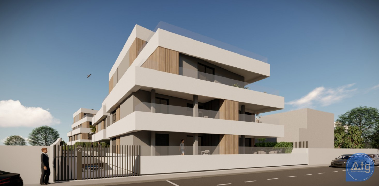 Bungalow de 2 chambres à Torrevieja - AGI5758 - 2