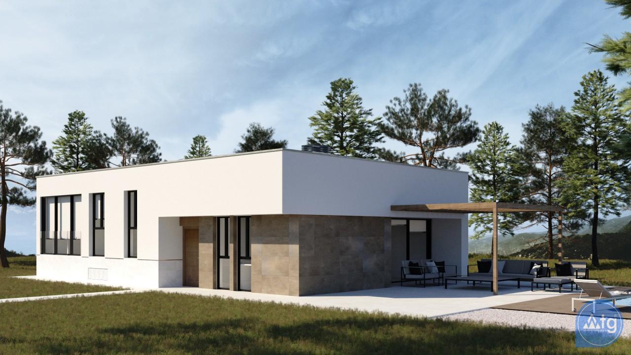 Bungalow de 2 chambres à Torrevieja - US6858 - 1