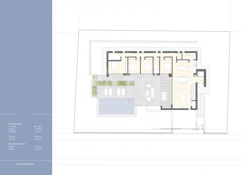 Bungalow de 3 chambres à Torrevieja - US115956 - 7