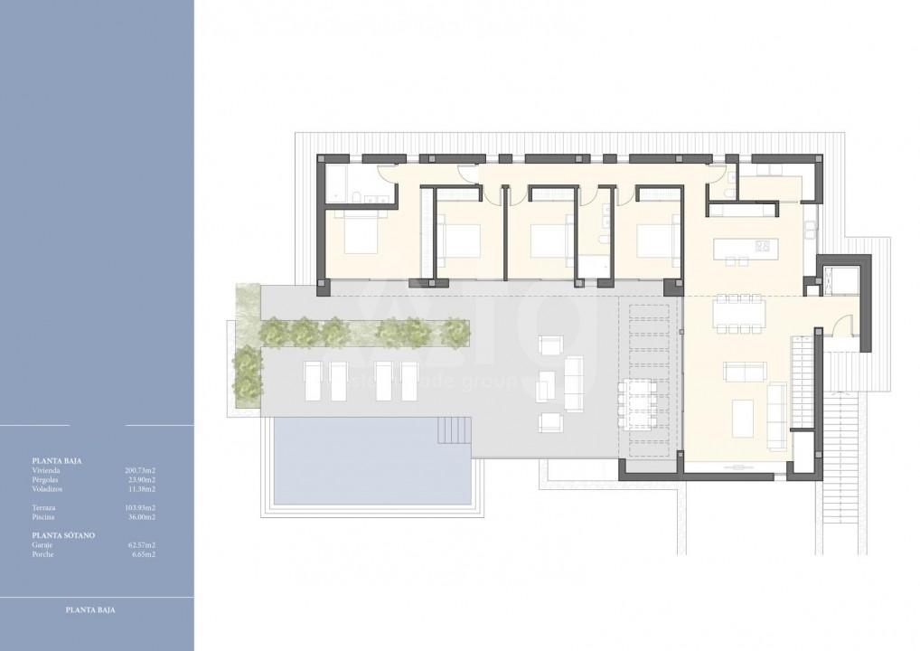 Bungalow de 3 chambres à Torrevieja - US115956 - 8