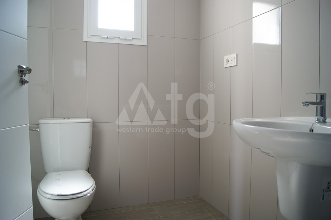 Bungalow de 2 chambres à Gran Alacant - MAS117234 - 20