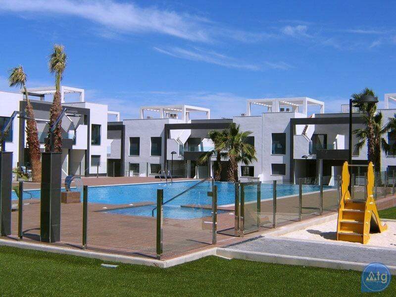 Bungalow de 3 chambres à Guardamar del Segura - CN6499 - 1