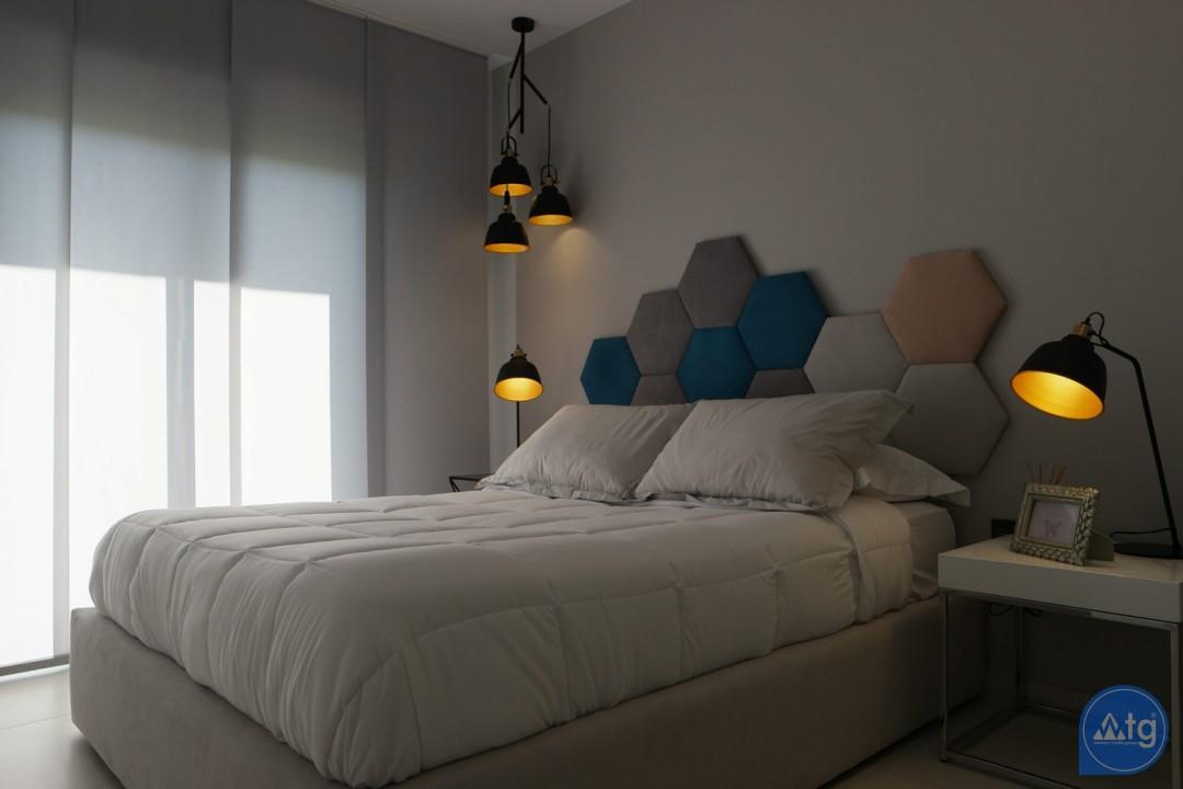 Bungalow de 3 chambres à Guardamar del Segura - CN6499 - 44