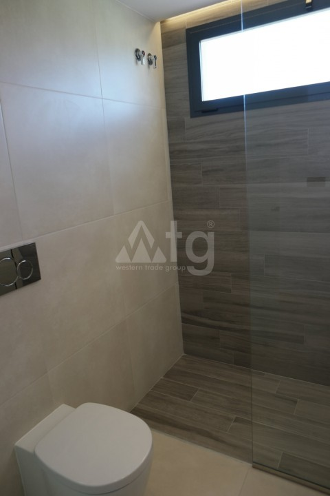 Bungalow de 3 chambres à Guardamar del Segura - CN6499 - 6