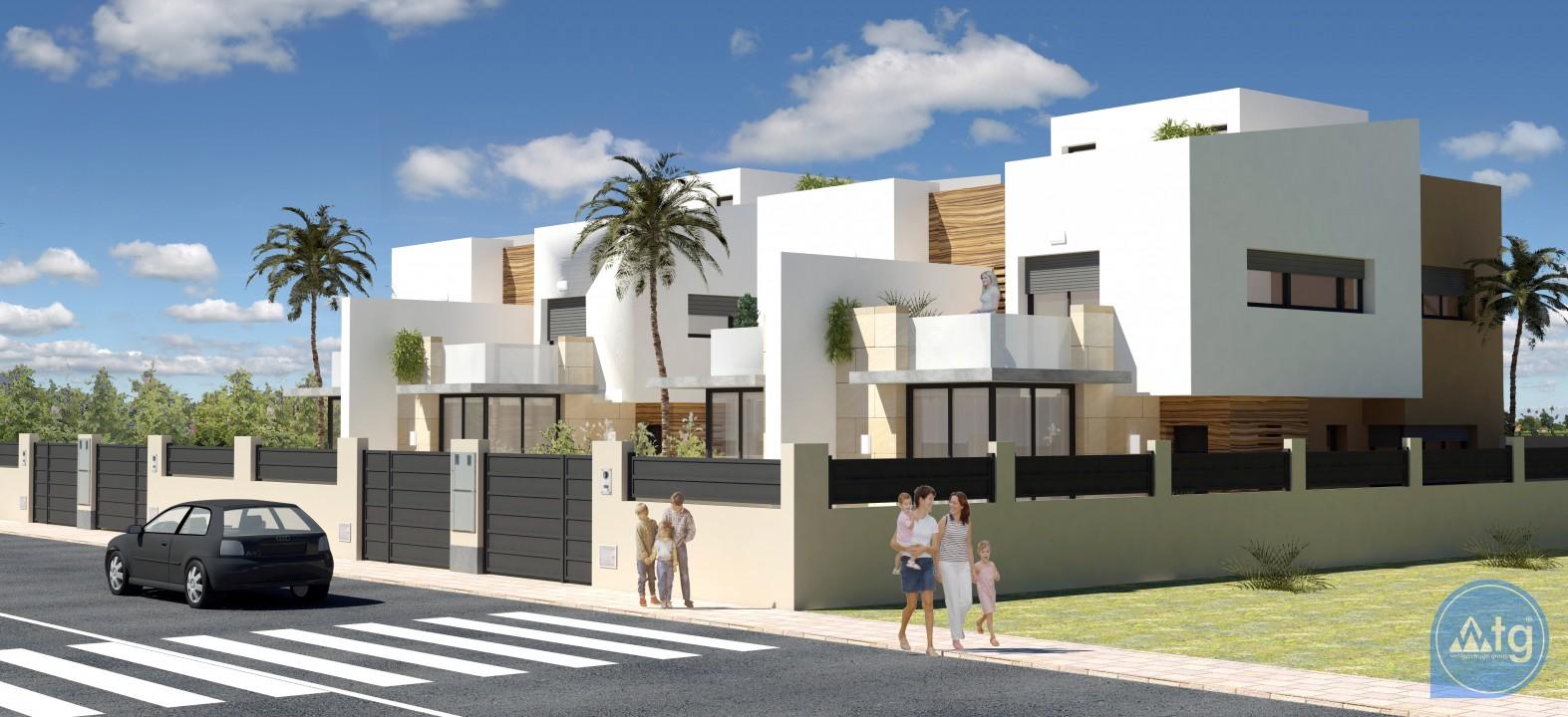 Bungalow de 3 chambres à San Miguel de Salinas  - AGI5770 - 20