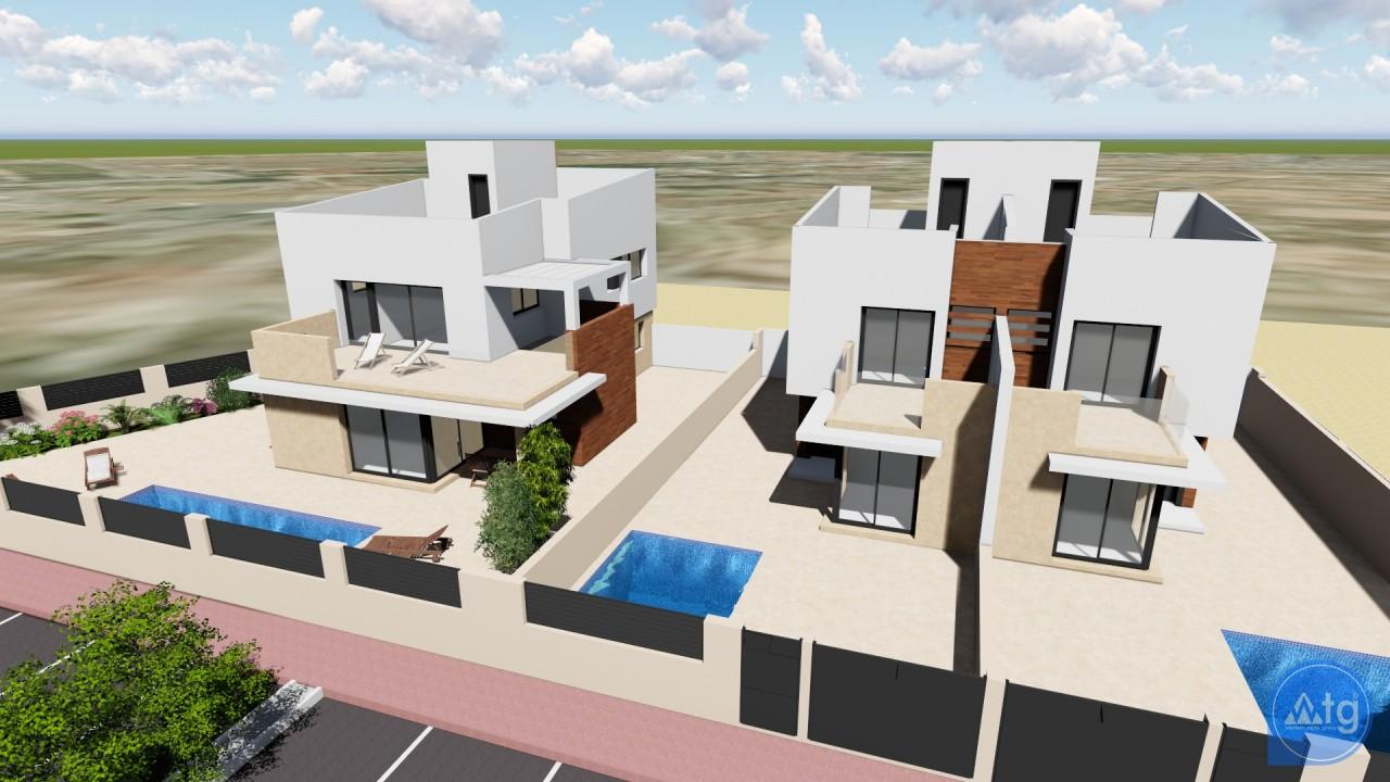 Bungalow de 3 chambres à San Miguel de Salinas  - AGI5770 - 21