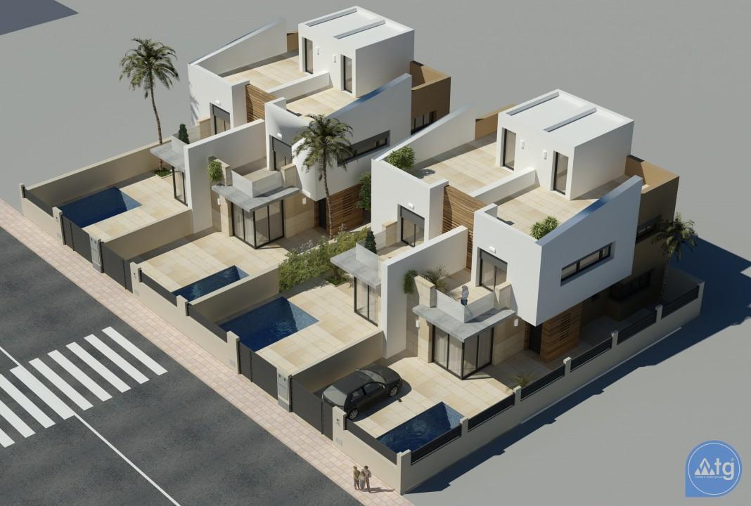Bungalow de 3 chambres à San Miguel de Salinas  - AGI5770 - 22
