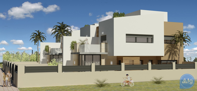 Bungalow de 3 chambres à San Miguel de Salinas  - AGI5770 - 23