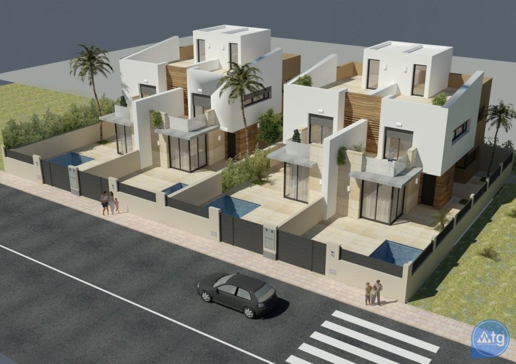 Bungalow de 3 chambres à San Miguel de Salinas  - AGI5770 - 25