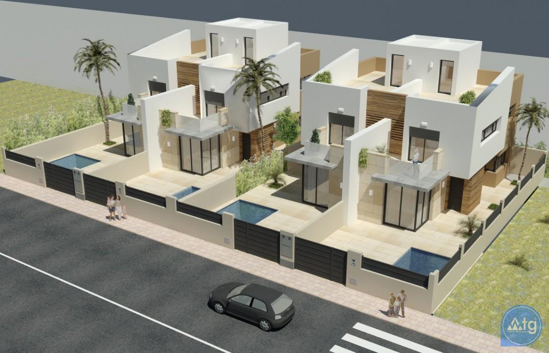 Bungalow de 3 chambres à San Miguel de Salinas  - AGI5770 - 27