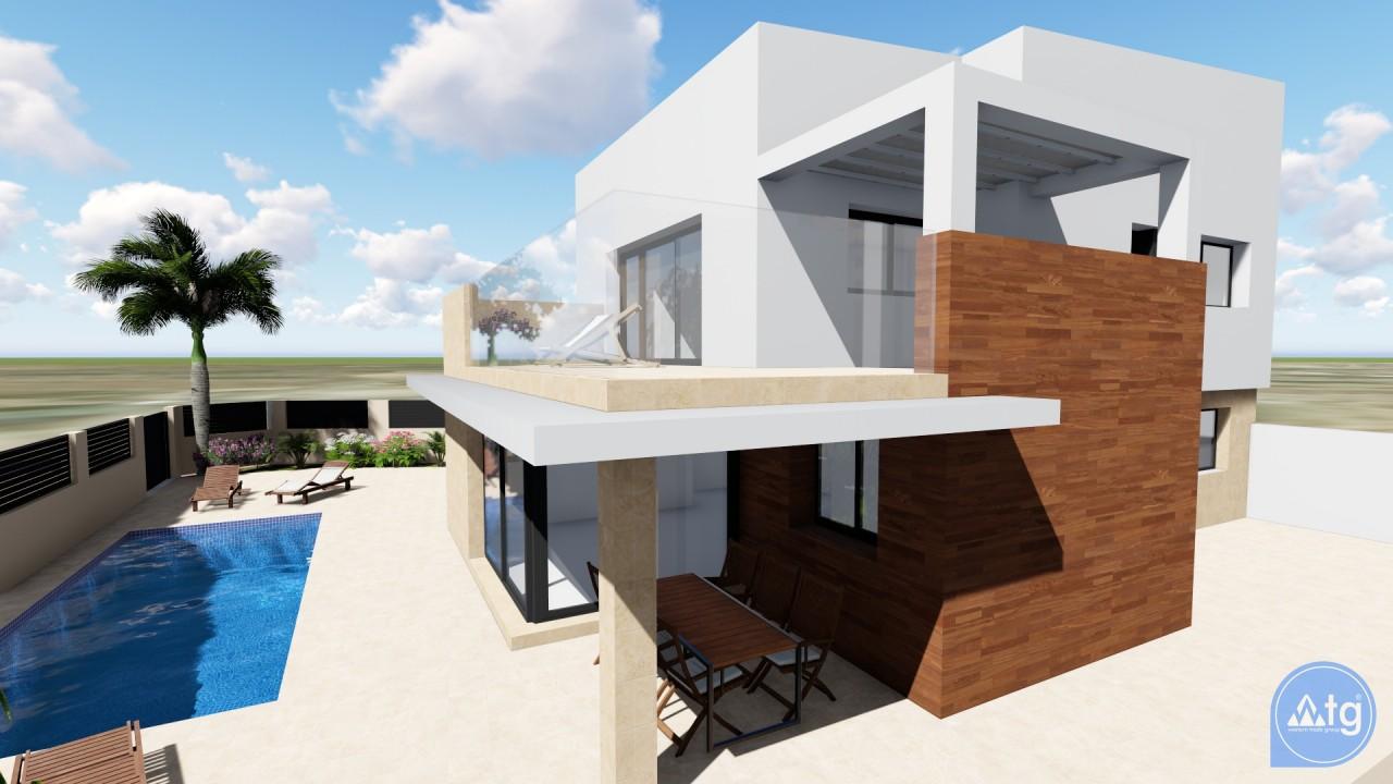 Bungalow de 3 chambres à San Miguel de Salinas  - AGI5770 - 28