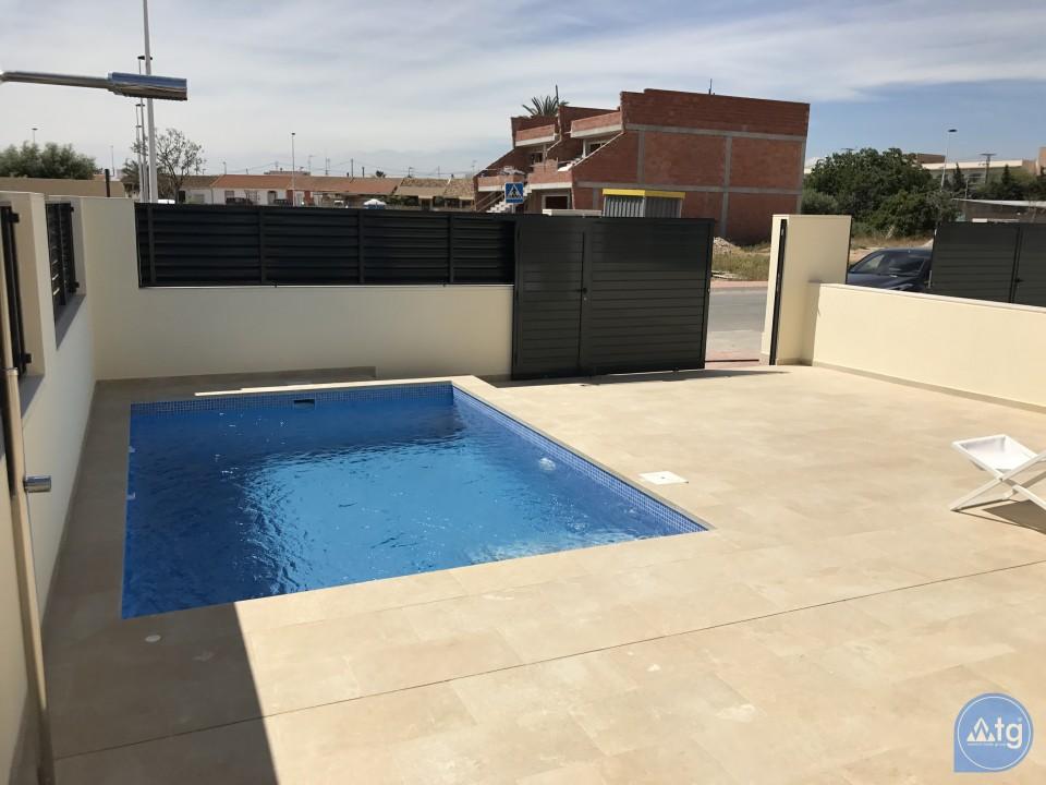 Bungalow de 3 chambres à San Miguel de Salinas  - AGI5770 - 5