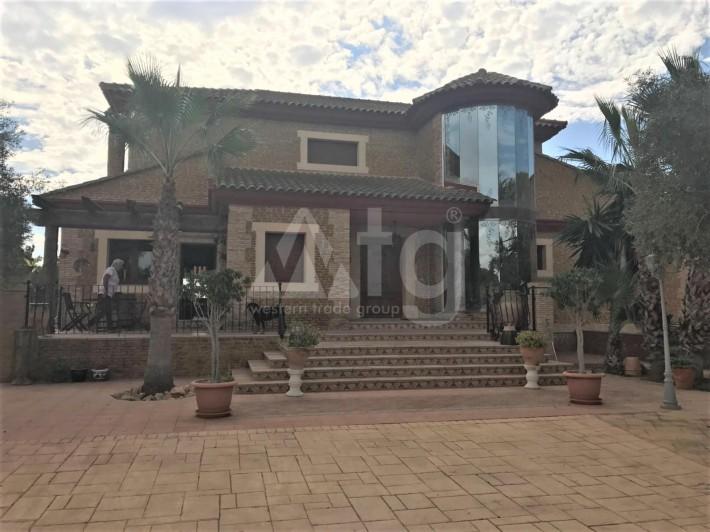Bungalow de 3 chambres à Torrevieja - AGI115461 - 2