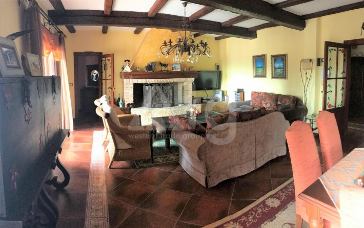 Bungalow de 3 chambres à Torrevieja - AGI115461 - 6