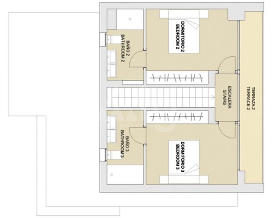 Bungalow de 2 chambres à Orihuela Costa - OP8141 - 5