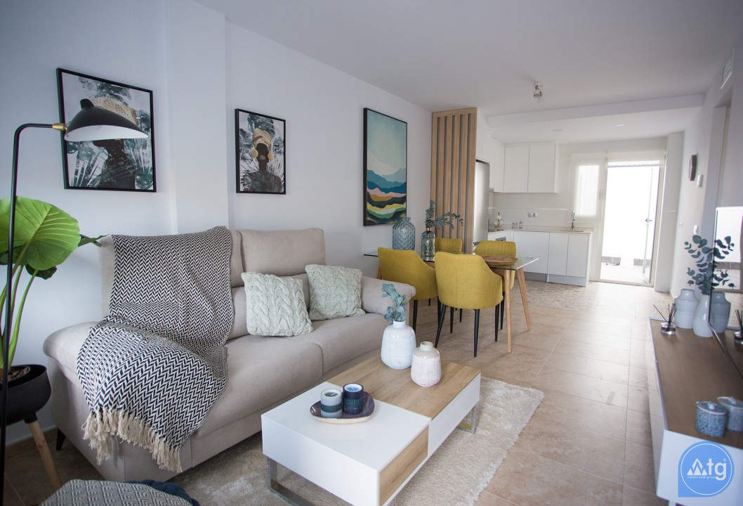 Bungalow de 2 chambres à Torre de la Horadada  - Z1116298 - 9