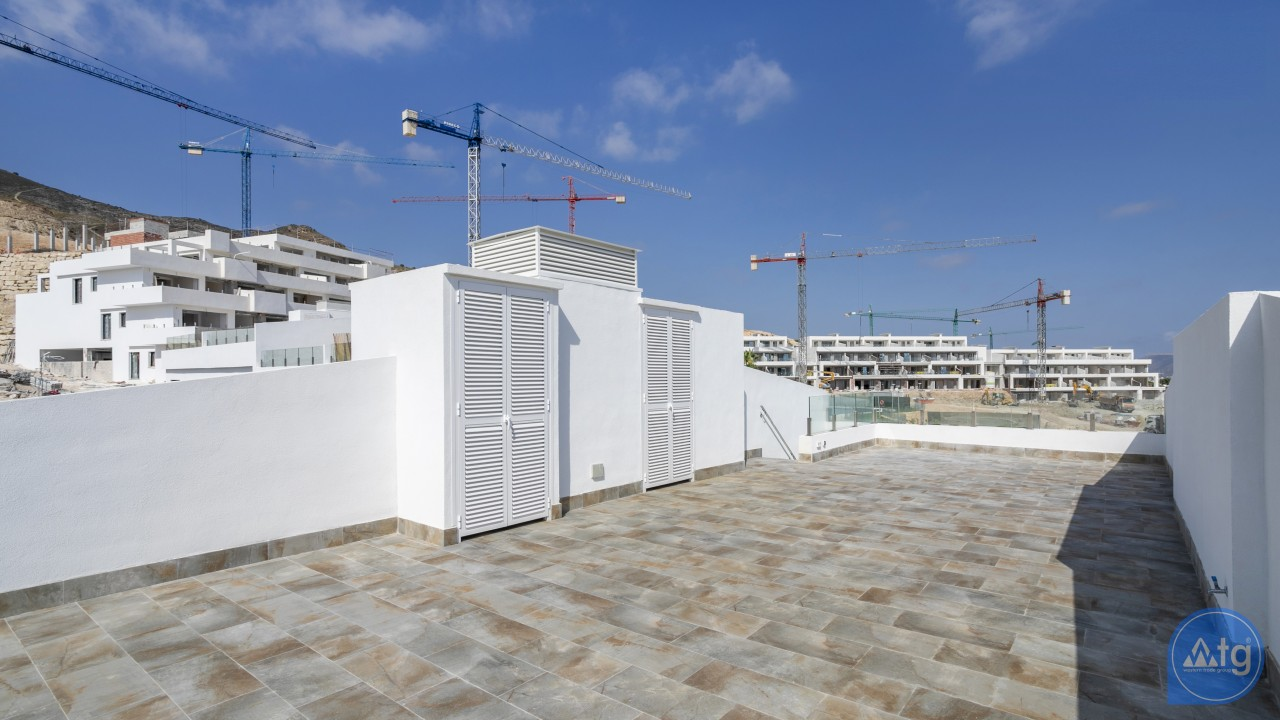 Duplex de 2 chambres à Finestrat - CAM117662 - 40
