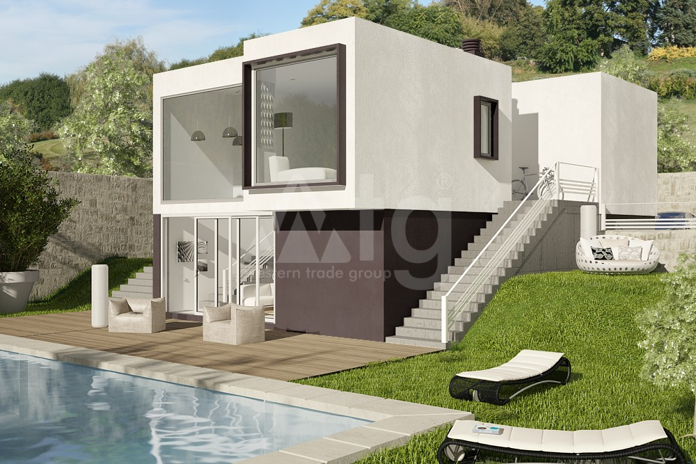 Duplex de 3 chambres à Gran Alacant - SUN6226 - 3