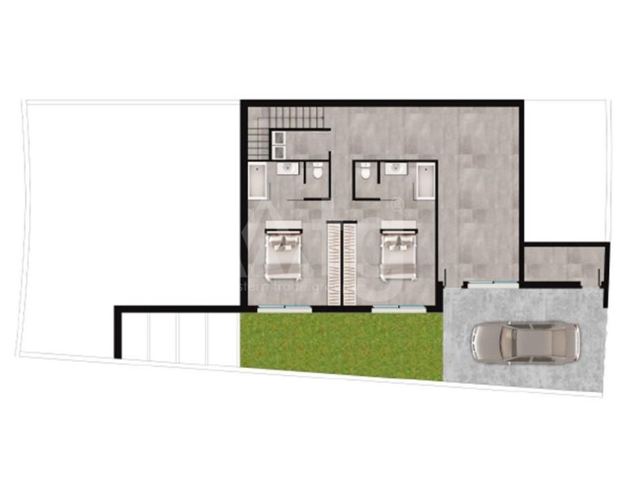 Duplex de 3 chambres à Orcheta - APS7771 - 16