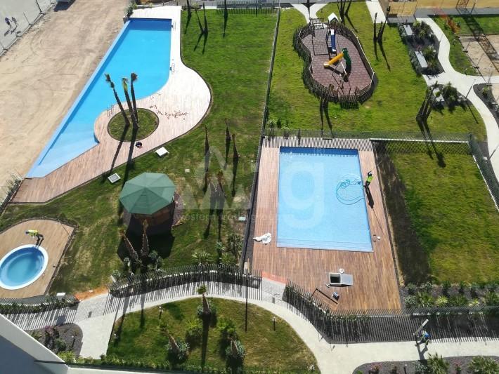 Penthouse de 2 chambres à Calp - CAM8379 - 2