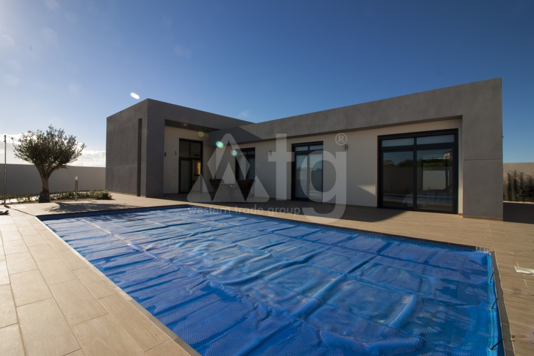 Penthouse de 2 chambres à Guardamar del Segura - AGI5962 - 10