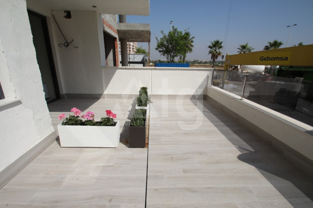 Penthouse de 2 chambres à Guardamar del Segura - AGI5962 - 24
