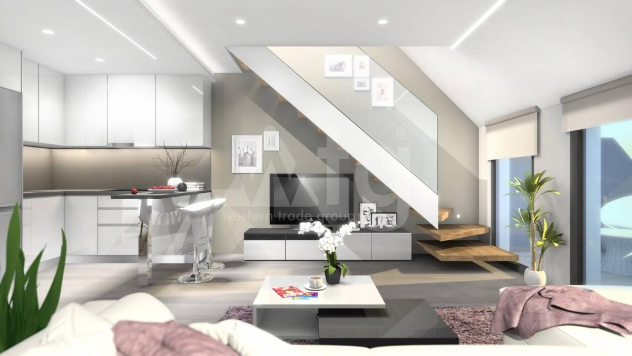 Penthouse de 1 chambre à Torrevieja - AG5940 - 13