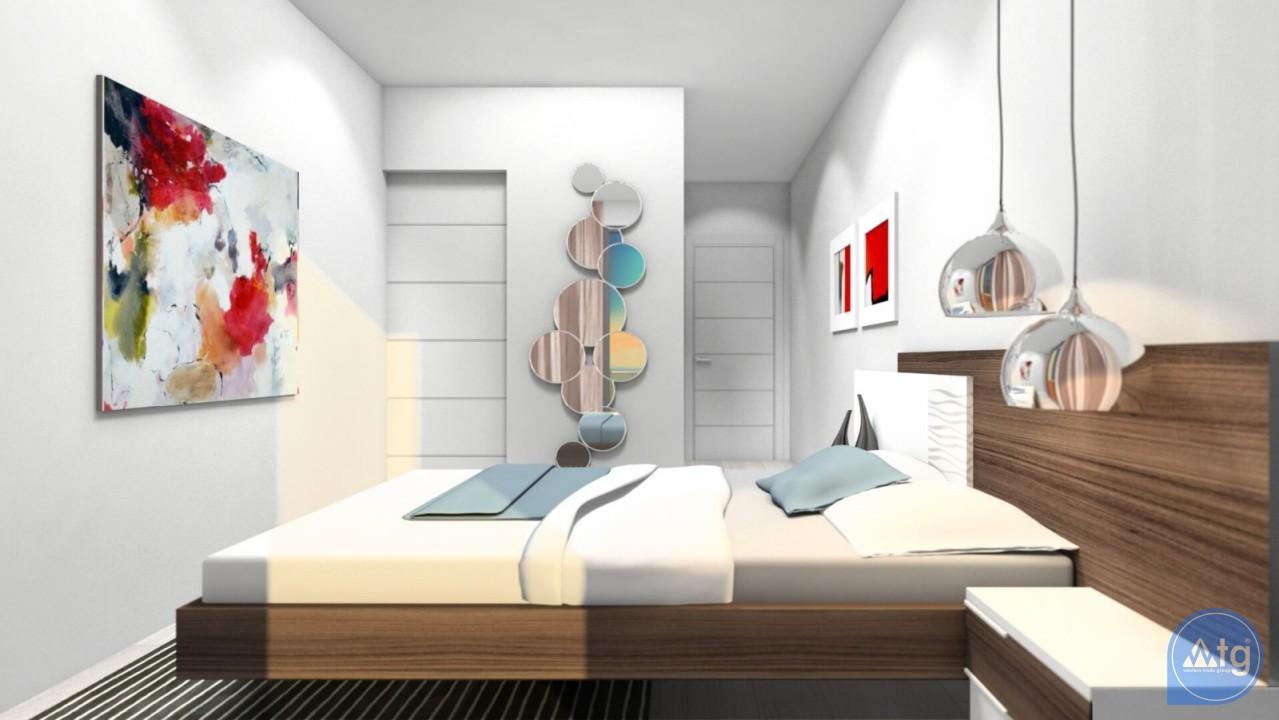 Penthouse de 1 chambre à Torrevieja - AG5940 - 17