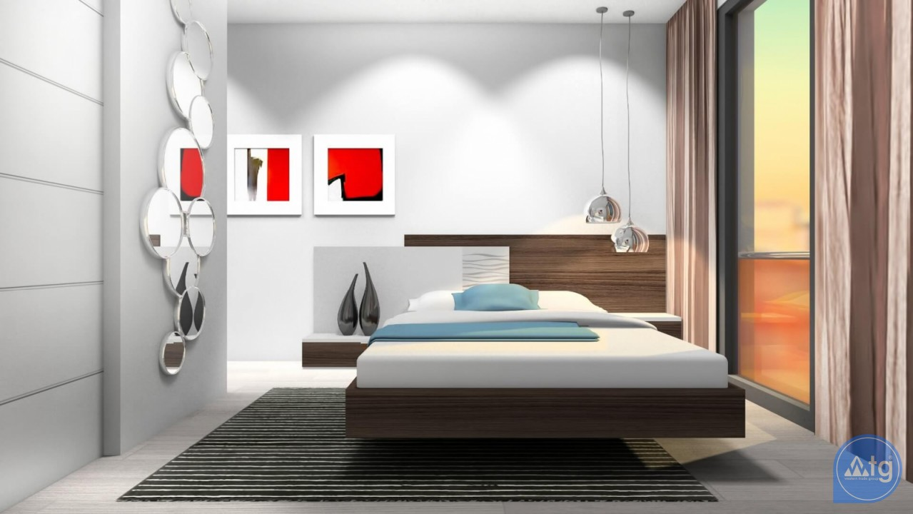 Penthouse de 1 chambre à Torrevieja - AG5940 - 20