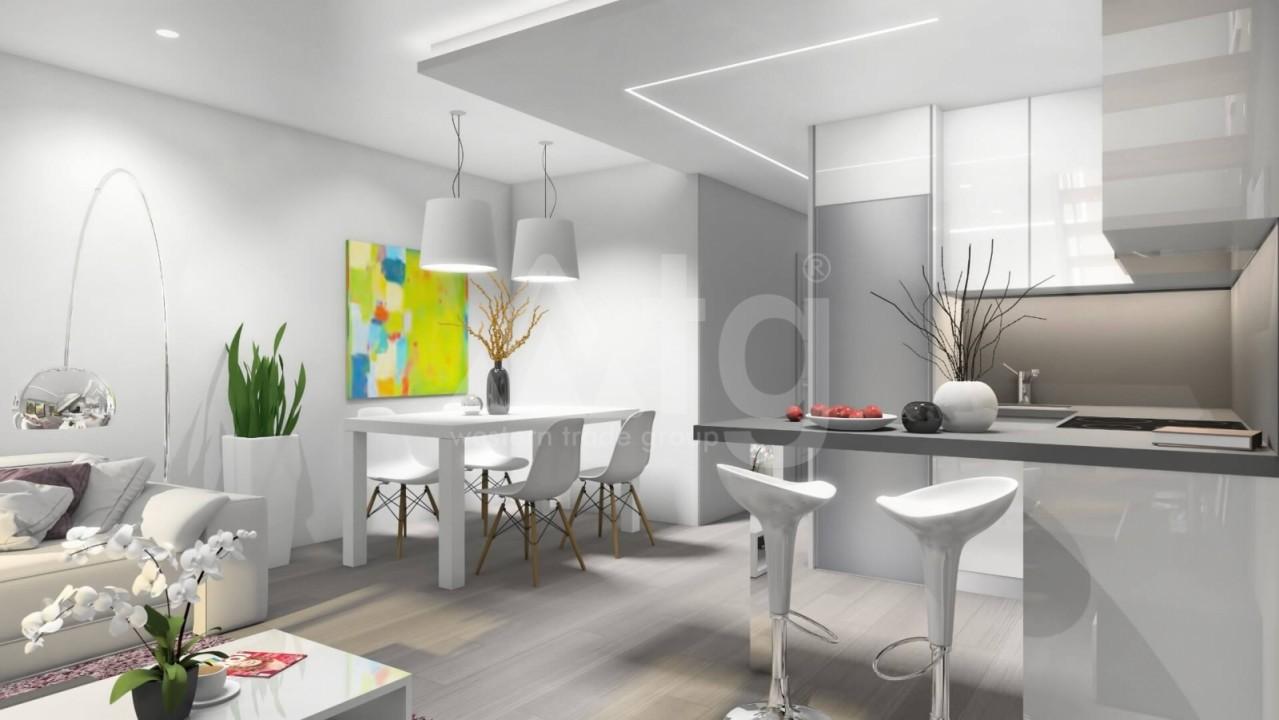 Penthouse de 1 chambre à Torrevieja - AG5940 - 22