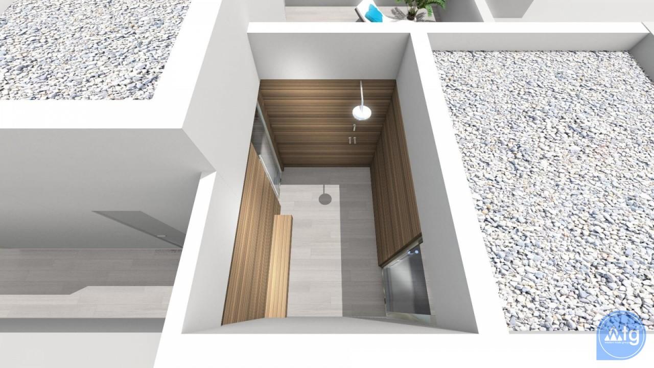 Penthouse de 1 chambre à Torrevieja - AG5940 - 7