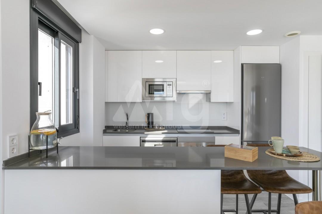 Penthouse de 2 chambres à Finestrat - CAM115011 - 13