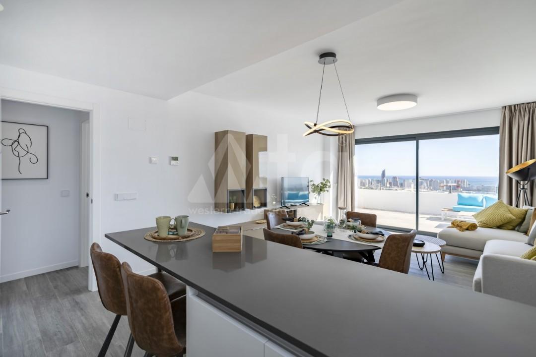Penthouse de 2 chambres à Finestrat - CAM115011 - 15