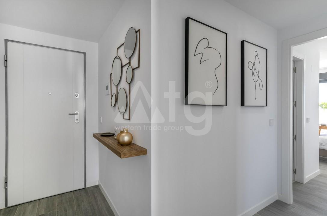 Penthouse de 2 chambres à Finestrat - CAM115011 - 18