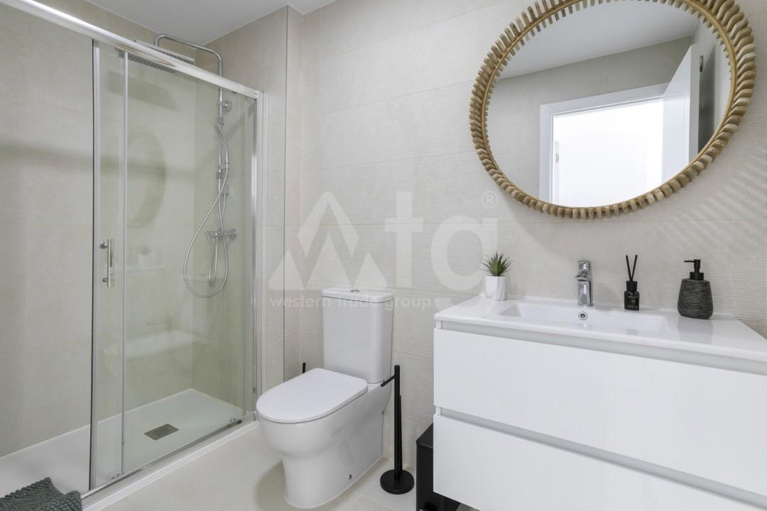 Penthouse de 2 chambres à Finestrat - CAM115011 - 24