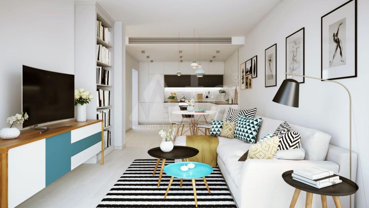 Penthouse de 2 chambres à Finestrat - CAM115011 - 3