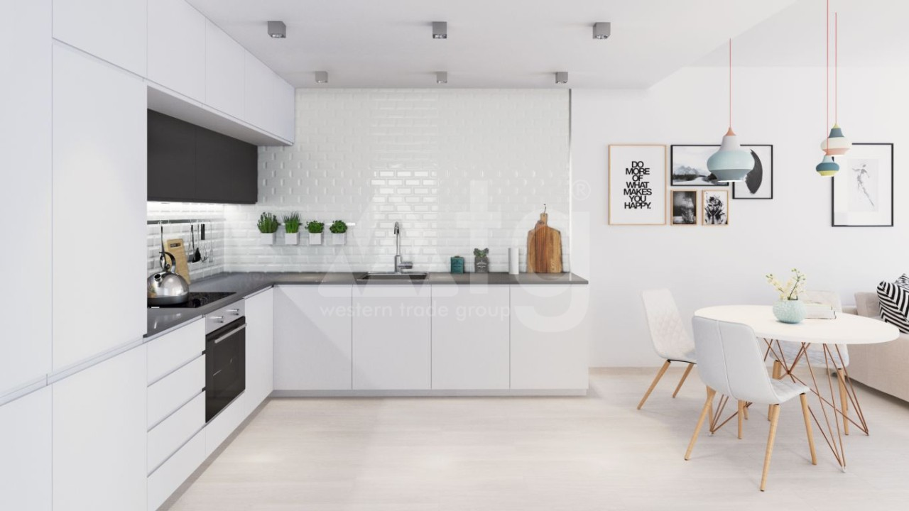 Penthouse de 2 chambres à Finestrat - CAM115011 - 4