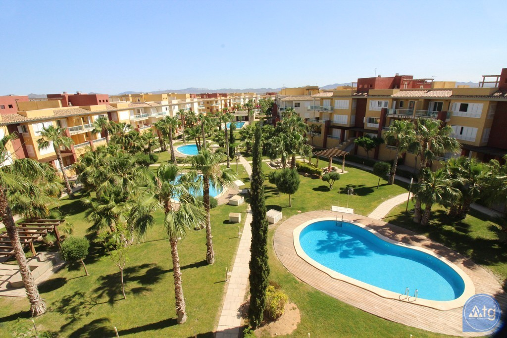Penthouse de 2 chambres à Guardamar del Segura - AT7958 - 2